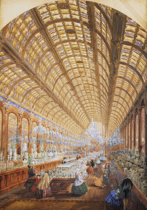 Osler's Gallery, by Owen Jones