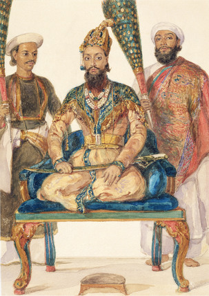 Prince Fakhr-ud Din Mirza
