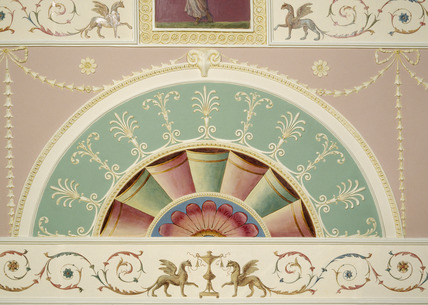 Adelph Ceiling By Robert Adam Memoryprints Com High