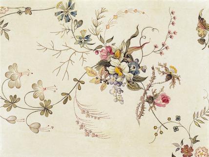Textile design, by William Kilburn