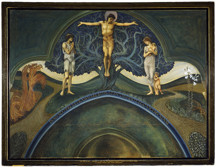 The Tree of Life, by Sir Edward Burne-Jones