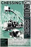 'Chesington Zoo & Circus', SR poster, 1923-1947.