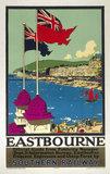 'Eastbourne', SR poster, 1929.