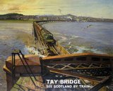 'The Tay Bridge', BR poster, 1957.