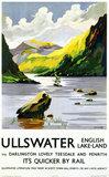 'Ullswater', LNER poster, 1923-1947.