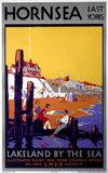 'Hornsea', LNER poster, 1926.