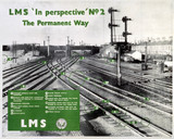 &#039;In Perspective, No 2&#039;, LMS poster, 1923-1947.