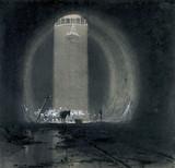 Working shaft, Kilsby Tunnel, Northamptonshire, 8 July 1837.