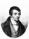 Sir Humphry Davy, English chemist, c 1810.