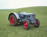 Case model 'C' 35 hp tractor, 1931.