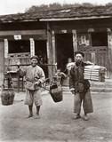 'Coolies', China, 1864-1872.