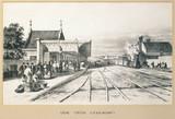 Crewe Station, Cheshire, 1848.