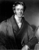 Sir John Herschel, English astronomer, mathematician and chemist, c 1852.