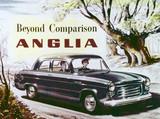 Ford Anglia 100E, 1953-1959.