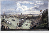 Opening of the Canterbury & Whitstable Railway, Kent, 3 May 1830.