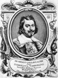 Evangelista Torricelli, Italian physicist, 1641.