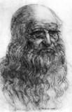 Leonardo da Vinci, Italian artist and engineer, c 1500.