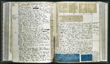 John F W Herschel's notebook, 1839.