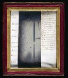 Solar spectrum,1842.