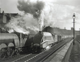 Pochard' steam locomotive hauling the Yorkshire Pullman, c 1930s.