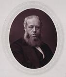 Sir Richard Baggallay, British judge, c 1876.