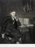 John Hunter, British surgeon and anatomist ,1786.
