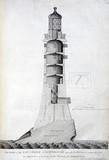 Smeaton's Eddystone lighthouse, 1763.