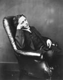 Charles Lutwidge Dodgson (Lewis Carroll), self-portrait, c 1880s.