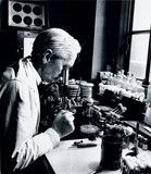 Alexander Fleming, Scottish bacteriologist, 18 December 1943.