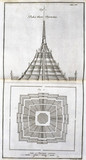 Stupa near Pak Chong, Siam (Thailand), c 1690.