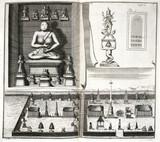 Chancellor's temple, Ayutthaya, Siam, c 1690.
