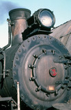 Detail for the smokebox of the 2-10-2 steam