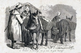 'A dealer in herrings, ''are ye sure it's gude Mistres?''', 1833.