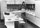 Hygena fitted kitchen, 31 March 1964. 'Time