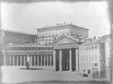'Rome, Palace of the Vatican and portion of