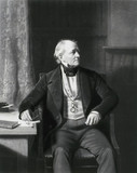 Sir Francis Beaufort, c 1850.