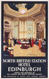 'North British Station Hotel - Edinburgh',