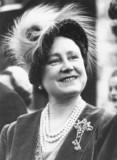 Queen Elizabeth, 19 October 1951.