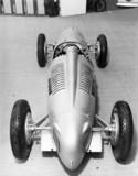 Auto-Union racing car, Deutches Museum, Germany, c 1934-1935.