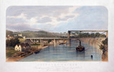 Chepstow Railway Bridge, Monmouthshire, 1851.
