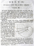 'Let PQR be a spiral that cuts all the radii...', 1687.