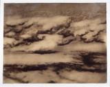 Cloud study, c 1840.