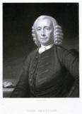 John Harrison, English inventor and horologist, 1767.