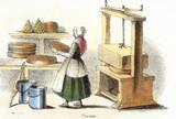 'Cheese', c 1845.