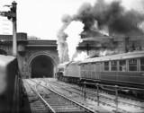 'Blink Bonny' locomotive, 17 June 1947.