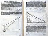Triangulation, c 1606.