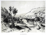 'Ironbridge', Shropshire, 1856.