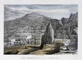 Penrhyn Slate Quarries, Wales, 1842.