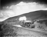 'Princes Margaret Rose', steam locomotive, Westmoreland, 1936.