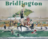 'Bridlington', LNER poster, 1925.